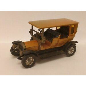 1/43 Scale 1973 Lesney Matchbox Models Of Yesteryear No.Y-5 1907 Peugeot