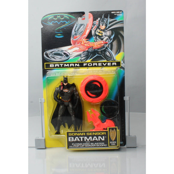 Kenner Batman Sonar Sensor Action Figure 1995
