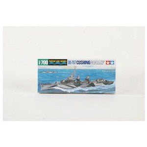 1/700 U.S. Navy DD-797 Plastic Model