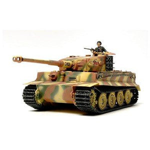 <p>1/48 German Tiger I Late Production</p>