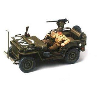 <p>1/35 Jeep Willys MB 1/4Ton Model Kit</p>