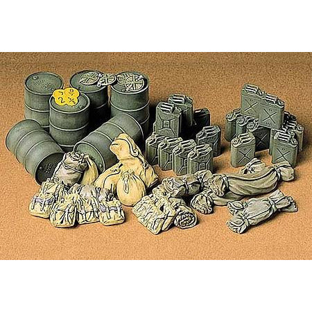 1/35 Tamiya 35229 Allied Vehicles Acessories Set