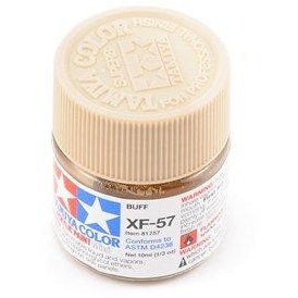 <p>Acrylic Mini XF57, Buff</p>