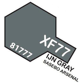 Acrylic Mini XF77, IJN Gray