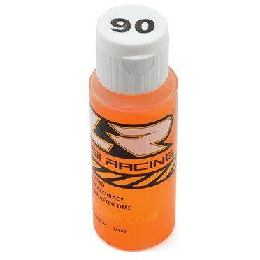 Silicone Shock Oil, 90 Wt, 2 Oz