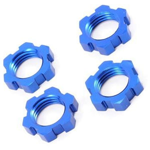 5353 Blue Anodized Wheel Nuts,17Mm(4):Revo3.3,E-Revo