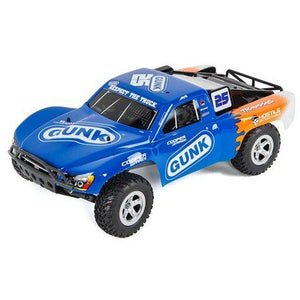Traxxas Slash 1/10 RTR Short Course Truck (Arie Luyendyk) w/XL-5 ESC, TQ 2.4GHz Radio, Battery & Charger