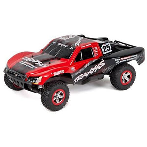 Traxxas Slash VXL LCG 1/10 RTR 2WD Short Course Truck (Mark Jenkins)w/On Board Audio, TSM & TQi Radio