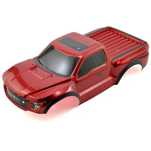 5826R Ford Raptor Body Red With Body-(Red-With