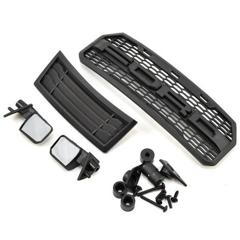 5828 Ford Raptor Accy Kit Grill Hood Accy-Kit-(Grill-/-Hood