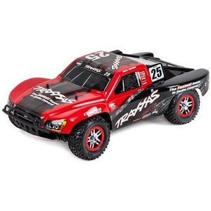 "Traxxas Slash 4X4 ""Ultimate"" RTR 4WD Short Course Truck (Mark Jenkins) w/On Board Audio, TSM & TQi 2.4GHz Radio"
