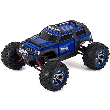 Traxxas Summit VXL 1/16 4WD Brushless RTR Truck (Blue)w/TQi 2.4GHz Radio, TSM, Battery & DC Charger