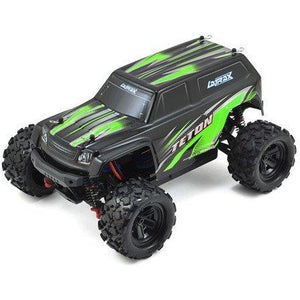 TRAXXAS LATRAX TETON 1/18 4WD RTR MONSTER TRUCK (GREEN) W/2.4GHZ RADIO, BATTERY & AC CHARGER