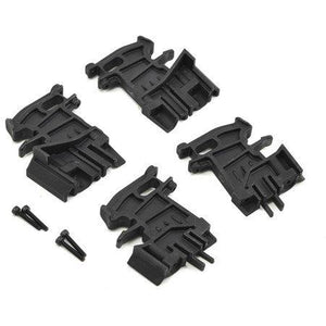7718 Battery Hold-Down Mounts, Left (2) Right (2)
