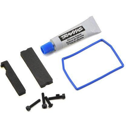 7725 Seal Kit, Receiver Box (O-Ring/Seal/Grease) X-Maxx