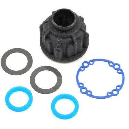 7781 Carrier, Differential, Gaskets; X-Maxx