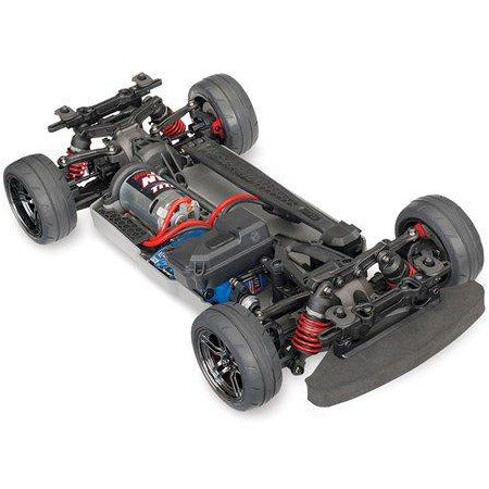 Traxxas 4-Tec 2.0 1/10 Brushed RTR Touring Car Chassis (NO Body) w/TQ 2.4GHz Radio