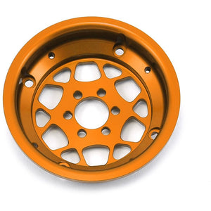 "Vanquish Products OMF 2.2"" Type R Light Weight Rear Ring (Orange)"