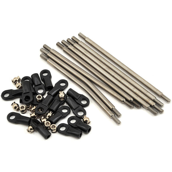 Vanquish Products SCX10 Currie F9 Axle Linkage Kit (8)