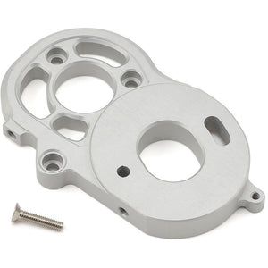 Vanquish Products SCX10 II 2-Speed Transmission Motor Plate (Silver)