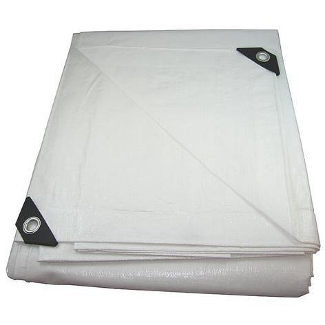 WHITE TARP-CHOOSE YOUR SIZE