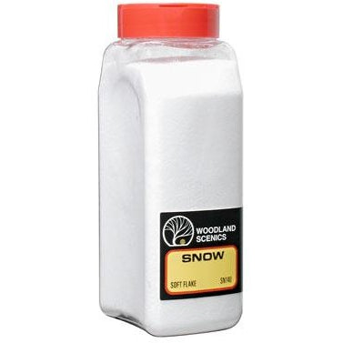WOOSN140 Soft Flake Snow Shaker cu.llB shaker,-50:72 - Swasey's Hardware & Hobbies