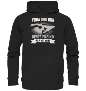 Voda und Bua-Kids Hooded Sweat