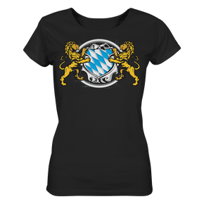 Bayern Wappen Ladies Organic Shirt