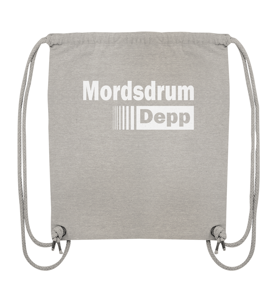 Mordsdrum Depp Organic Gym-Bag