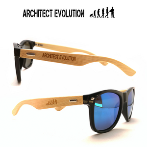 Architect Evolution - Sonnenbrille mit Lasergravur