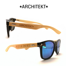 Architekt best of the best - Sonnenbrille mit Lasergravur