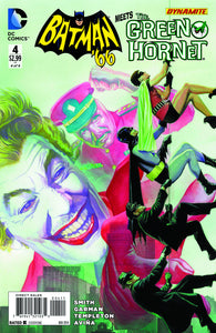 BATMAN 66 MEETS GREEN HORNET #4 (OF 6)