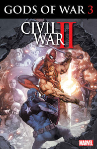 CIVIL WAR II GODS OF WAR #3 (OF 4)