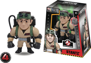 METALS GHOSTBUSTERS STANTZ 4IN DIE-CAST FIGURE