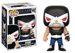 BATMAN ANIMATED BANE POP VINYL FIGURE