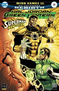 HAL JORDAN AND THE GREEN LANTERN CORPS #30
