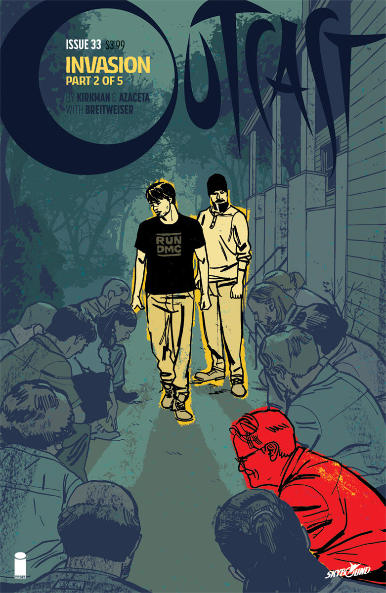OUTCAST BY KIRKMAN & AZACETA #33
