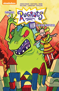 RUGRATS R IS FOR REPTAR 2018 SPECIAL #1