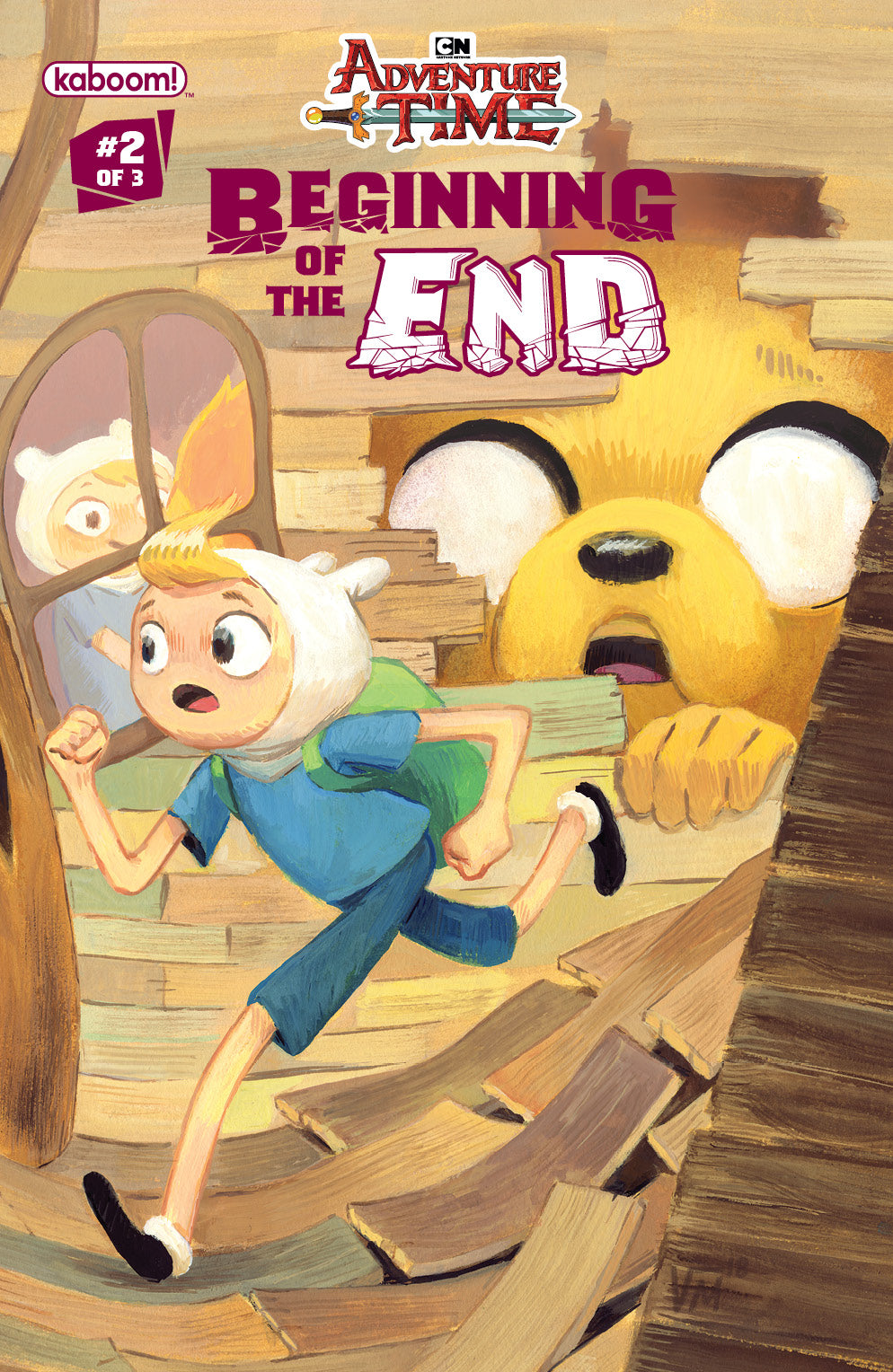 ADVENTURE TIME BEGINNING OF THE END #2