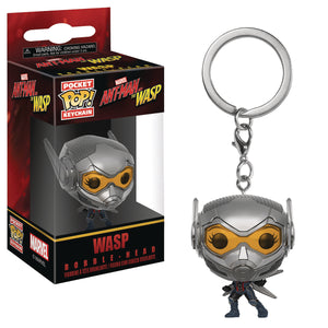 POCKET POP ANT-MAN & WASP WASP FIGURE KEYCHAIN