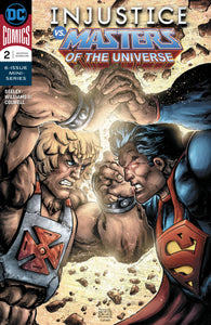 INJUSTICE VS THE MASTERS OF THE UNIVERSE #2 (OF 6)