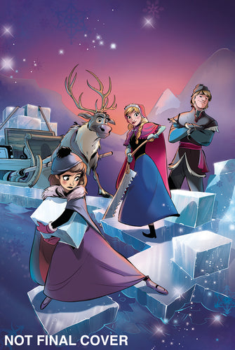 DISNEY FROZEN BREAKING BOUNDARIES #2 CVR A