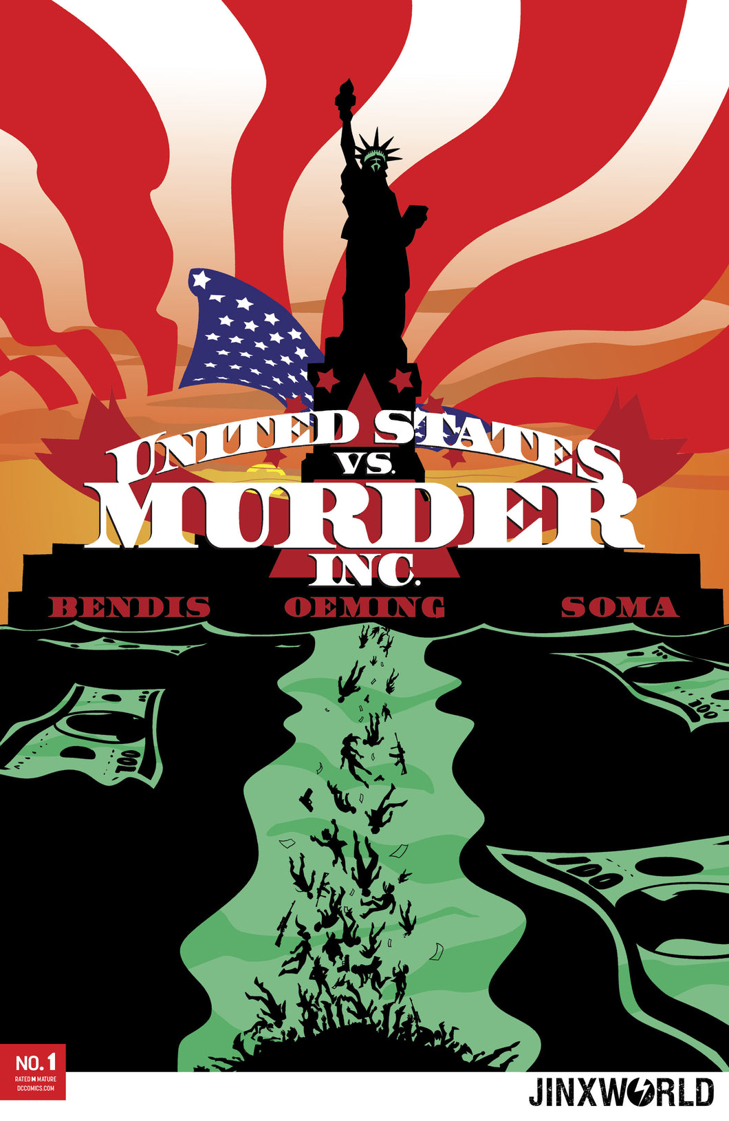 UNITED STATES VS MURDER INC #1 (OF 6)