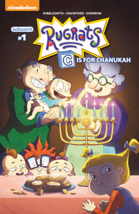 RUGRATS C IS FOR CHANUKAH SPECIAL #1