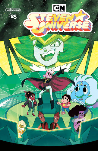 STEVEN UNIVERSE ONGOING #25 MAIN PENA COVER