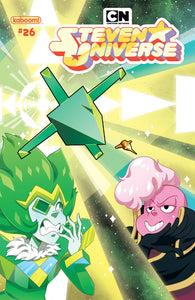 STEVEN UNIVERSE ONGOING #26 MAIN PENA COVER
