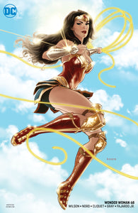 WONDER WOMAN #68 VAR ED