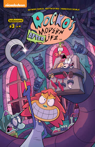 ROCKOS MODERN AFTERLIFE #3 MAIN COVER