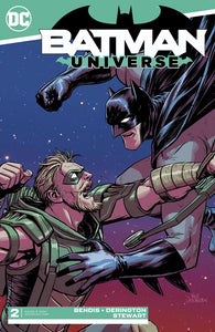 BATMAN UNIVERSE #2 (OF 6)