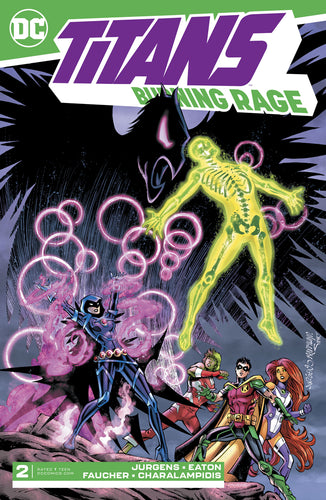TITANS BURNING RAGE #2 (OF 7)